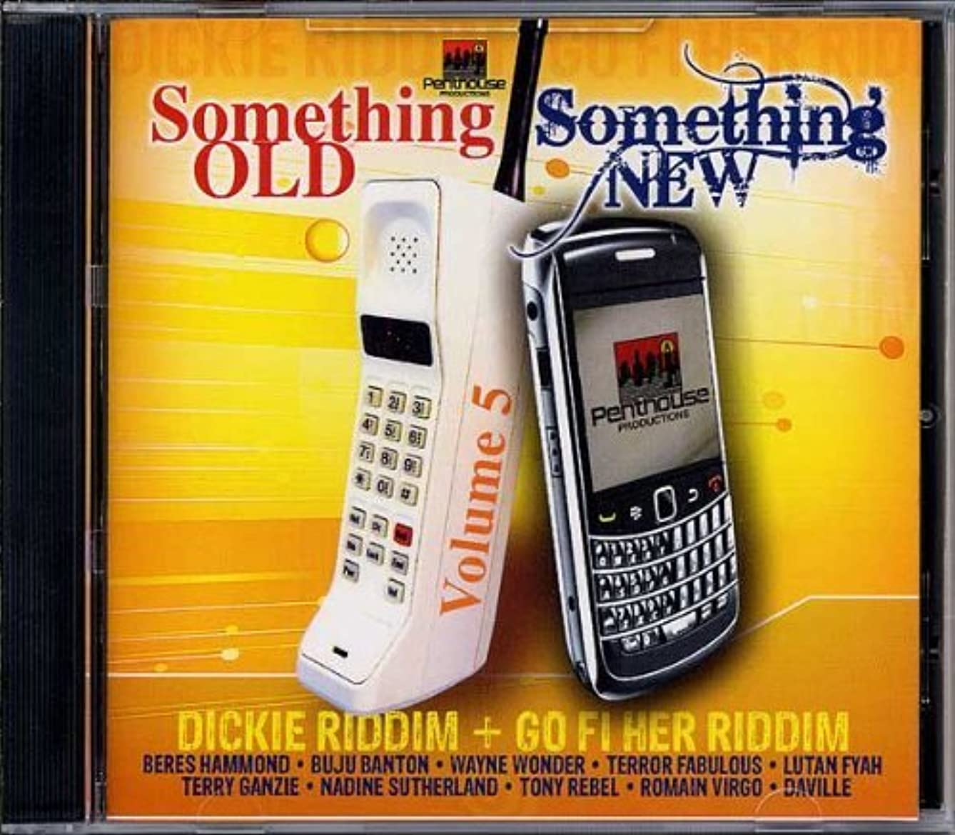 Something Old Something New: Dickie & Go Fi 5 by Various Artists