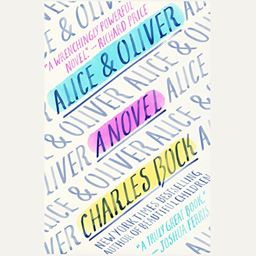 Alice & Oliver audiobook cover art