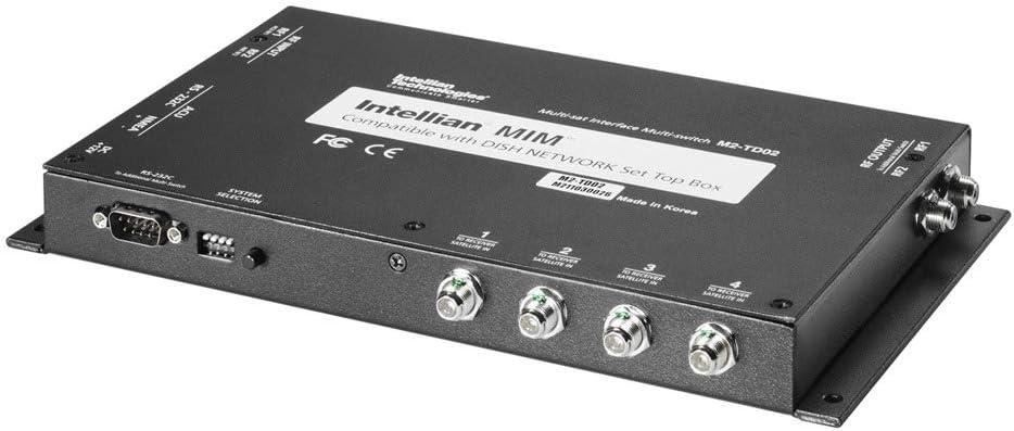 Intellian i-Series DISH In stock Max 63% OFF Network Interface Multi- Multi-Satellite