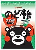オークラ くまモン のど飴 リンゴ果汁100% 90g