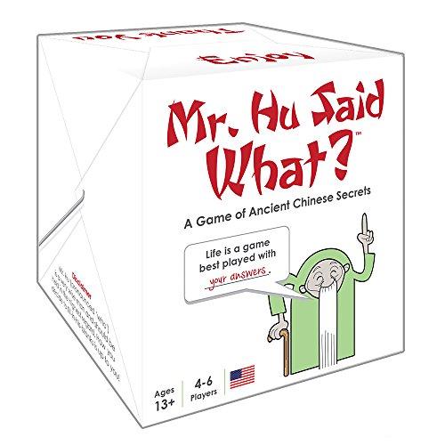 Loaded Questions Mr. HU Detto Che Cosa? (New Family & Party Game dal creatore