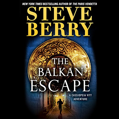 The Balkan Escape (Short Story) audiobook cover art