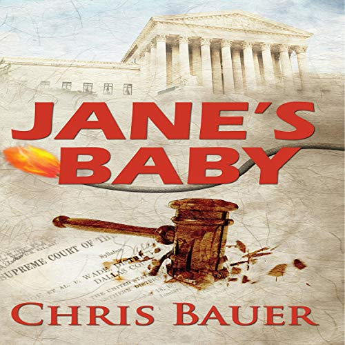 Jane's Baby Audiobook By Chris Bauer cover art