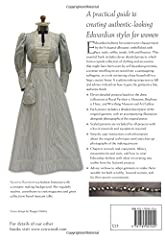 Making Edwardian Costumes for Women #1