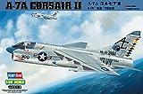 Hobby Boss A-7A Corsair II Airplane Model Building Kit