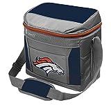 Coleman NFL Soft-Sided Insulated Cooler Bag, 16-Can Capacity, Denver Broncos