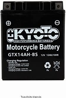 BATTERY 6n6-3b-1 L 99mm W 57mm H 107mm 6v 6ah Acid 0,27l