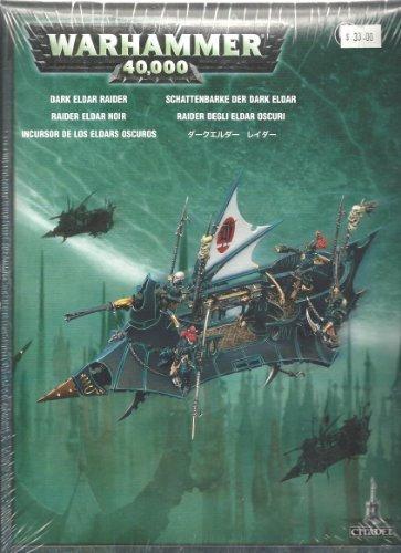 Dark Eldar: Raider (2010) by Games Workshop
