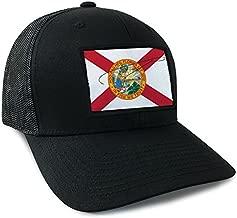 state flag trucker hat