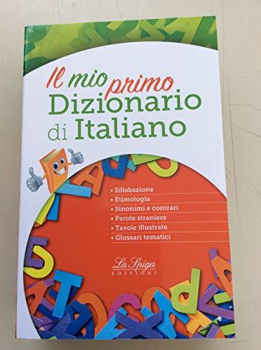 Il mio primo dizionario di italiano