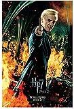 RZHSS Klassiker Hp7 Film Tom Felton Cover Poster Draco