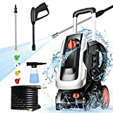 mrliance 3300PSI Pressure Washer,2.6GPM Compact Power...