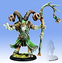 Hordes Circle Orboros Brennos The Elderhorn (1 Figure, PIP 72079) by Hordes