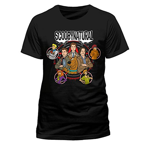 Beats & More Scooby DOO - SCOOBYNATURAL (Unisex) (2XL)