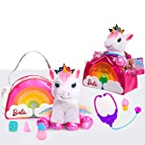 Barbie Dreamtopia 8-Piece Doctor Set with Unicorn Plush