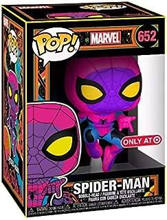 Marvel: Black Light - Spider-Man (Target Exclusive)