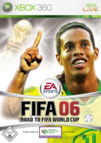 FIFA 06: Road To FIFA World Cup [Importación alemana]