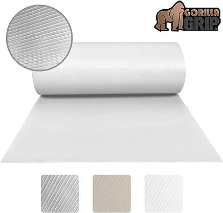 Amazon Com White Shelf Liners Cabinet Drawer Organization