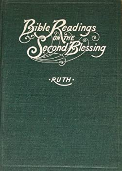 Hardcover Bible Readings on The Second Blessing Book