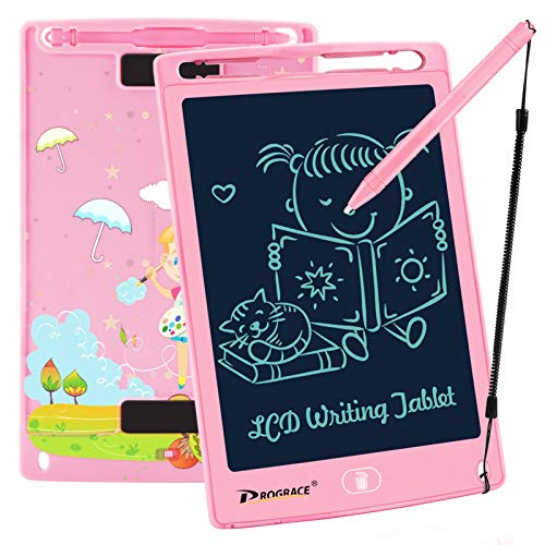 Prograce LCD Writing Tablet for Kids Only $16.49