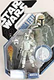 Star Wars 30th Anniversary McQuarrie Concept BOBA FETT Action Figure with Plastic Coin #15 (Coin color will vary)