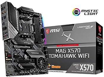 MSI MAG X570 Tomahawk WiFi ATX AMD Motherboard