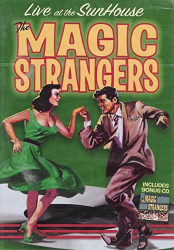 MAGIC STRANGERS Live At The Sunhouse (0) plus bonus CD