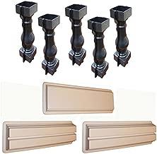 Baluster Railing Mold Set