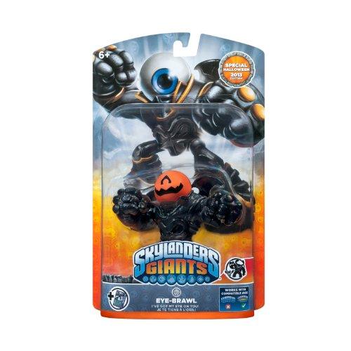 Skylanders Giants Pumpkin Eye Brawl Special Halloween 2013 Edition