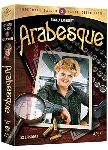 Arabesque - Saison 3 [Francia] [Blu-ray]