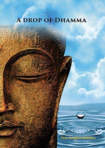 A Drop of Dhamma: Written by a Rwandan Buddhist Monk