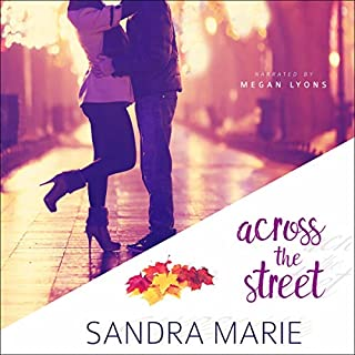 Across the Street audiobook cover art