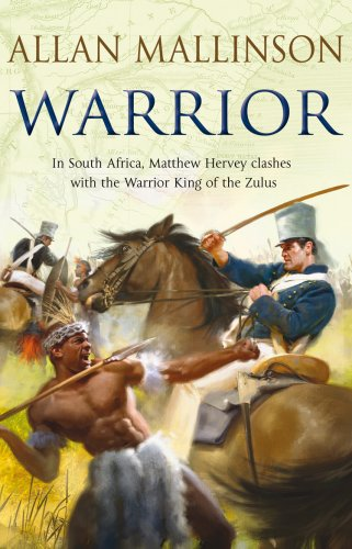 Warrior: (Matthew Hervey 10) (English Edition)