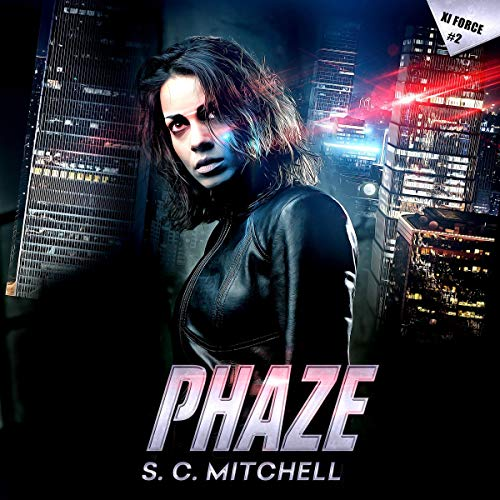 Phaze audiobook cover art