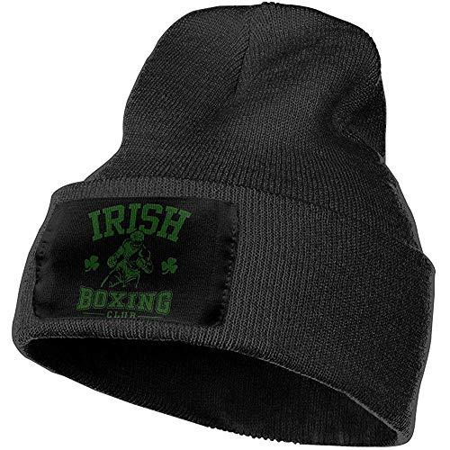 Mujeres y Hombres Equipo de Boxeo irlandés Gorros de Invierno cálidos Gorros...