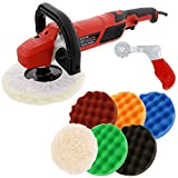 """Best Polisher Kits - TCP Global 7"""" Professional High Performance Variable Speed Review"""