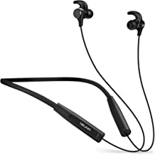 NEUMA Bluetooth Headphones Neckband Wireless Earphones in-Ear Sports Earbuds Noise Cancelling Headsets (12 Hours Play Time, aptX, Hi-Fi Stereo, Magnetic