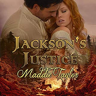 Jackson's Justice audiobook cover art