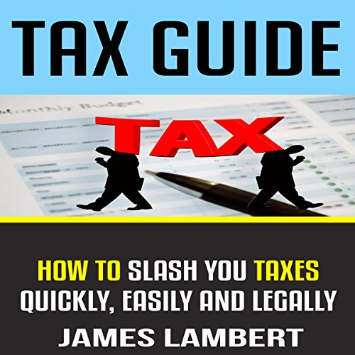 Tax Guide audiobook cover art