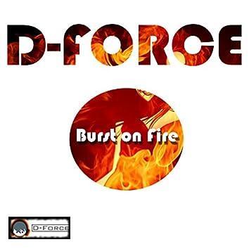 Burst on Fire
