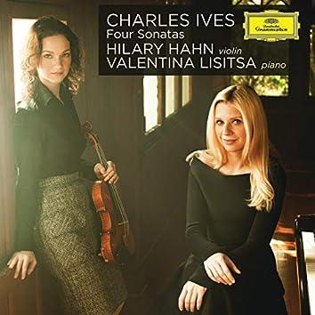 Charles Ives: Four Sonatas