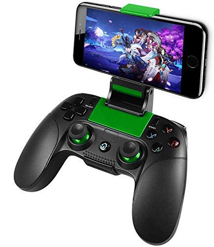 Mobile Game Controller,BestOff Wireless Controller Gamepad Compatible with Android