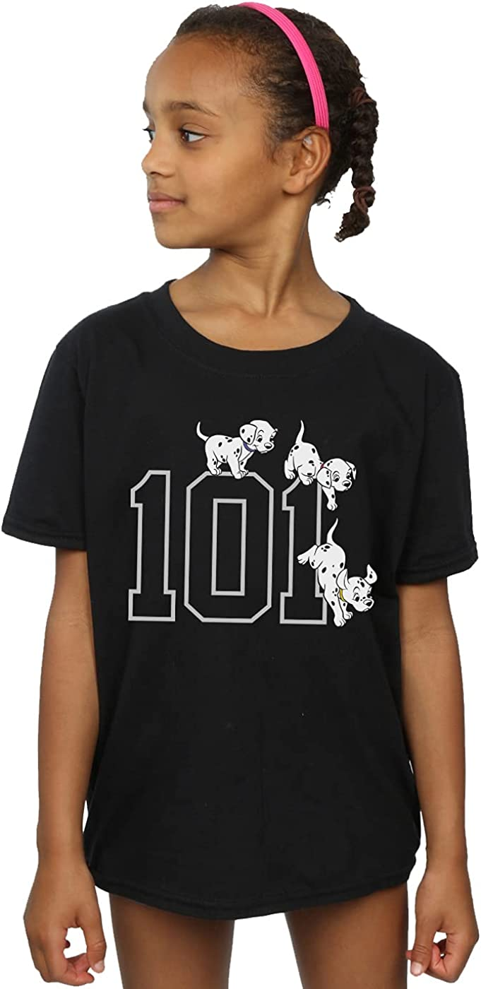 Disney Girls 101 Dalmatians 101 Doggies T-Shirt