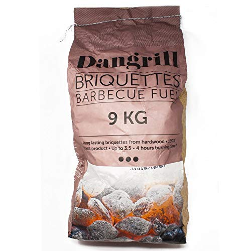 Dangrill Bricchette in Carbone per Barbecue 100%...
