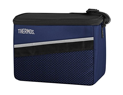 THERMOS 4080.252.031 Kühltasche Classic, Polyester Blau 3,1 l, IsoTec Premium Isolierung, BPA-Free