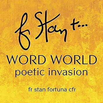 Word World: Poetic Invasion