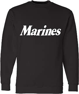 Marines Crew Neck Sweatshirt
