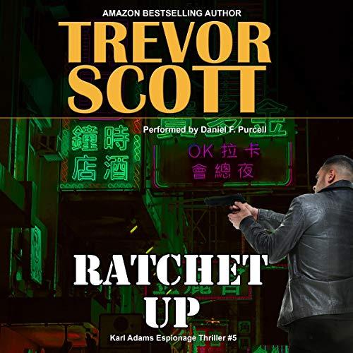 Couverture de Ratchet Up