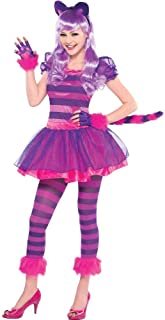 Amscan International - Disfraz de gato para niñas, 12-14 a