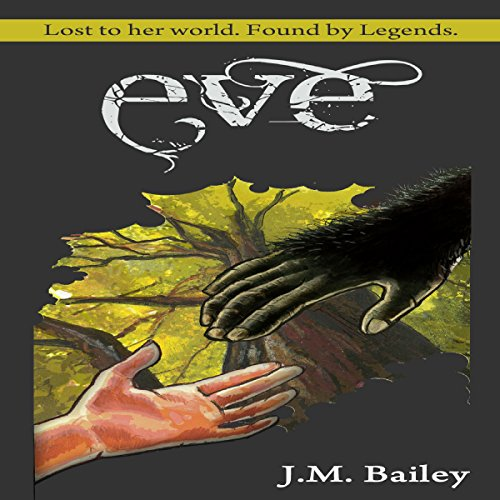 Eve audiobook cover art